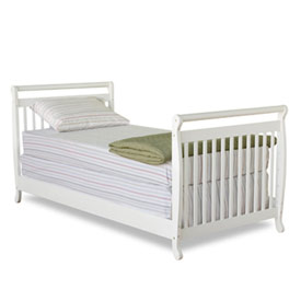 Million Dollar Baby Twin Bed Conversion Kit