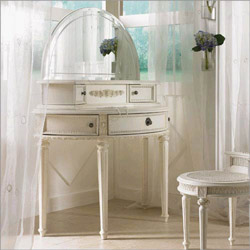 Lea Furniture Emma's Treasures Vanity with Mirror