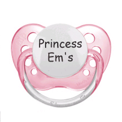 Expression Pacifiers-Set of 3