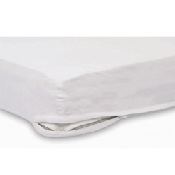 Foundations Safe Fit Porta Crib Zippered Sheets