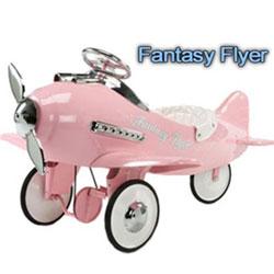 Fantasy Flyer Plane