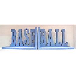 Baseball Script Bookends