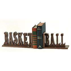 Basketball Bookends