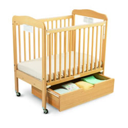 Foundations Compact Size Crib Drawer