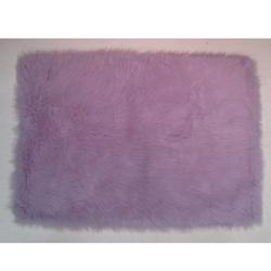 Flokati Rug Collection-Lavender