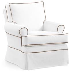 Sarah Teen Upholstered Glider