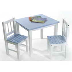 Funky Fun Kids Table & Chair Set