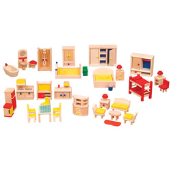 Guidecraft usa Dollhouse Furniture