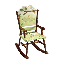 Papagayo Child's Rocking Chair