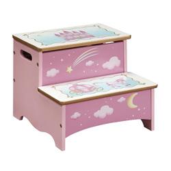 Guidecraft usa Princess Storage Step Up