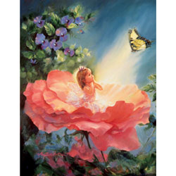 Art4Kids/Creative Images Golden Butterfly Wall Art