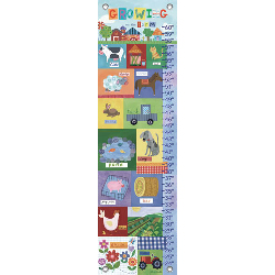 Oopsy Daisy/No Boundaries Growing On The Farm Growth Chart