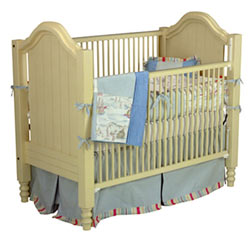Newport Cottages Cape Cod Beadboard  Crib