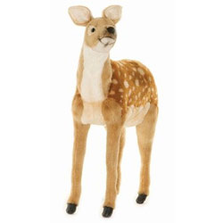 Large Plush Bambi Deer