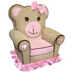 Hannah Baby Ballerina Bear Chair