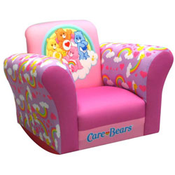 Hannah Baby Care Bears Rainbow Rocker