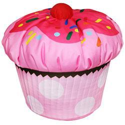 Cup Cake Bean Bag