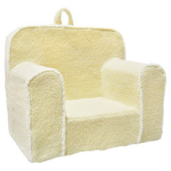 Hannah Baby Everywhere Sherpa Foam Chair