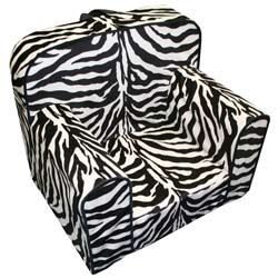 Hannah Baby Everywhere Zebra Foam Chair