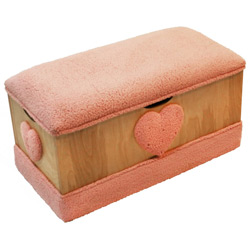 Hannah Baby Madeline Toy Box
