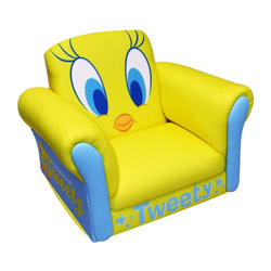 Hannah Baby Tweety Deluxe Rocking Chair