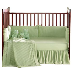 Baby Doll Heavenly Soft Crib Bedding