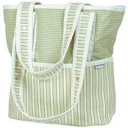 Hoohobbers Sherbert Tote Diaper Bag