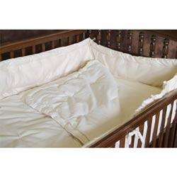 Organic Baby Crib Comforter