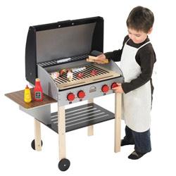 My Backyard BBQ Set
