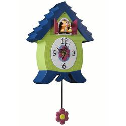 Cat MeowCoo Clock