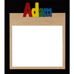 Personalized Memo Board - 8 Letters/1 Name