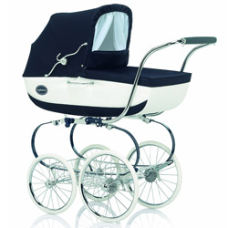 Inglesina 2013 Classic Pram With Diaper Bag