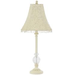 Jubilee Ivory Starburst Lamp