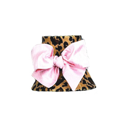 Jubilee Leopard Pink Bow Set of 5 Shades