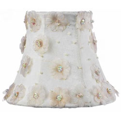 Jubilee Petal Flower Chandelier Shade