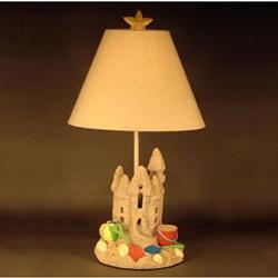 Sand Castle Table Lamp