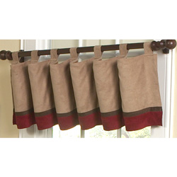 All Star Window Valance