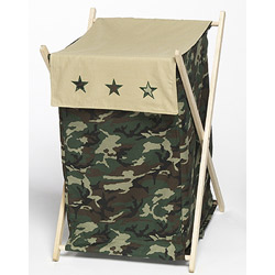 Camo Laundry Hamper