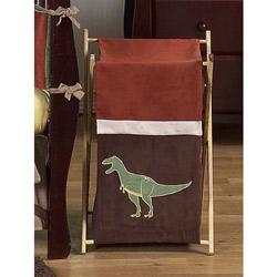 Dinosaur Land Laundry Hamper