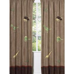 Dinosaur Land Window Panels