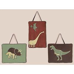 Dinosaur Land Wall Hangings