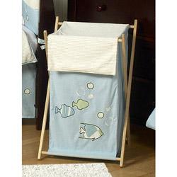 Go Fish Laundry Hamper
