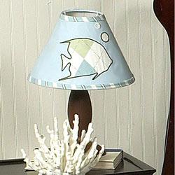 Go Fish Lamp Shade