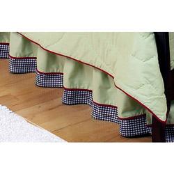 Ladybug Bed Skirt