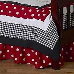 Little Ladybug Bed Skirt