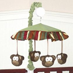 Monkey Musical Mobile