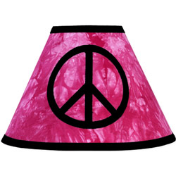 Peace Lamp Shade