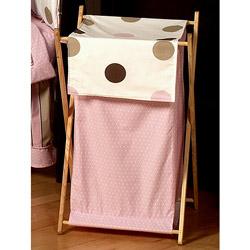 Mod Dots Laundry Hamper