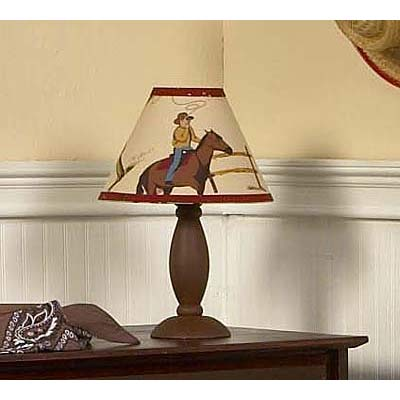 Wild West Lamp Shade