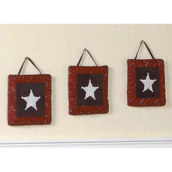 Wild West Wall Hangings